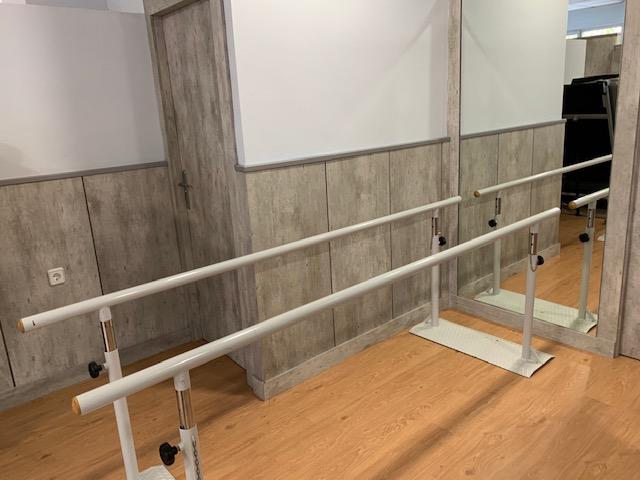 sala de rehabilitacion clinica san basilio murcia