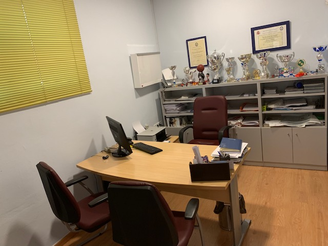 despacho clinica san basilio